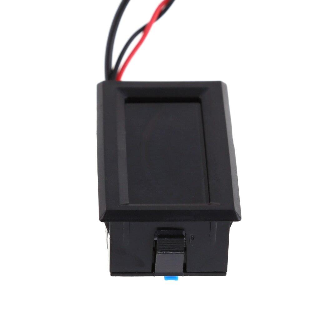 Цифровой термометр ЖК-дисплей синий Подсветка Дисплей Температура метр колеи для ПК C/F Системы с длинными зонда