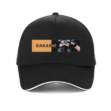 New Brand Harajuku Naruto 3D Print cap Cool Men Women Baseball Summer Japan Anime Kakashi hat adjustable snapback hats