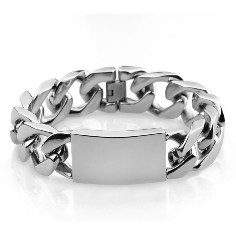 partner Titanium jewelry classic mens big heavy cuff bracelets 2015 classic big heavy two tone style gold color mens bangle friendship bracelets