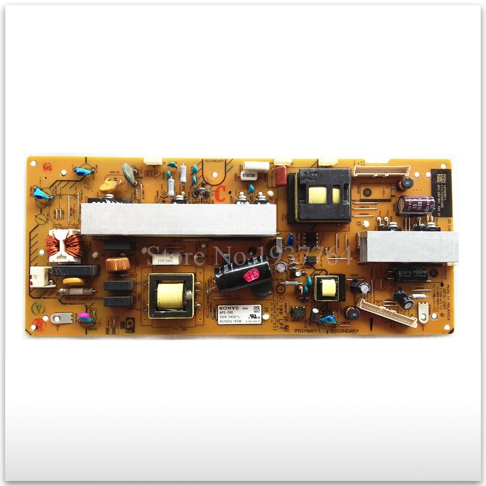 95% new Original KDL-40CX520 power supply board APS-281 1-732-411-11 1-883-803-11 1-883-803-12 original kdl 55hx750 power supply board 1 886 038 12 aps 316