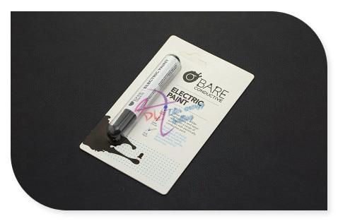 DFRobot Голые Проводящих Электрический Краска Ручки 10 мл для DIY Интерактивные электронные жидкости схема