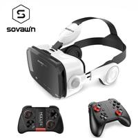 BOBOVR Z4 Stereo Headphone 3d Video Glasses Virtual Reality VR Headset Google Cardboard Oculus Rift For