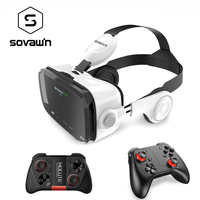 BOBOVR Z4 Stereo Headphone 3d Video Glasses Virtual Reality VR Headset Google Cardboard Oculus Rift For