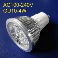 High quality 12V GU10 Led Spotlight,GU10 Led Downlight, GU10 LED lights,GU10 Led decorative light free shipping 5pcs/lot