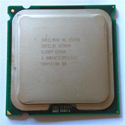XEON E5450 EO SLBBM CPU 3.0GHz /L2 Cache 12MB/Quad-Core//FSB 1333MHz/ server Processor working on some 775 socket mainboard original intel xeon x5472 775 processor 3 0ghz 12mb 1600mhz quad core 120w 771 to 775 cpu warranty 1 year