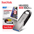 SanDisk USB Flash Drive 16GB 32GB 64GB 128G 256G CZ73 150 MB/S USB 3 0 ULTRA FLAIR memoria stick Pen Drives disco Flash U disk-in USB-Flash-Laufwerke aus Computer und Büro bei