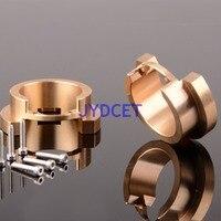 Heavy Metal Brass Knuckle Weight For 1/10 RC Traxxas TRX 4 TRX4 Crawler TRX4ASMW