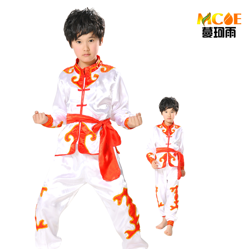 Wing Chun vêtements Costume Kung Fu uniforme Wushu Costume Arts martiaux enfants-livraison gratuite