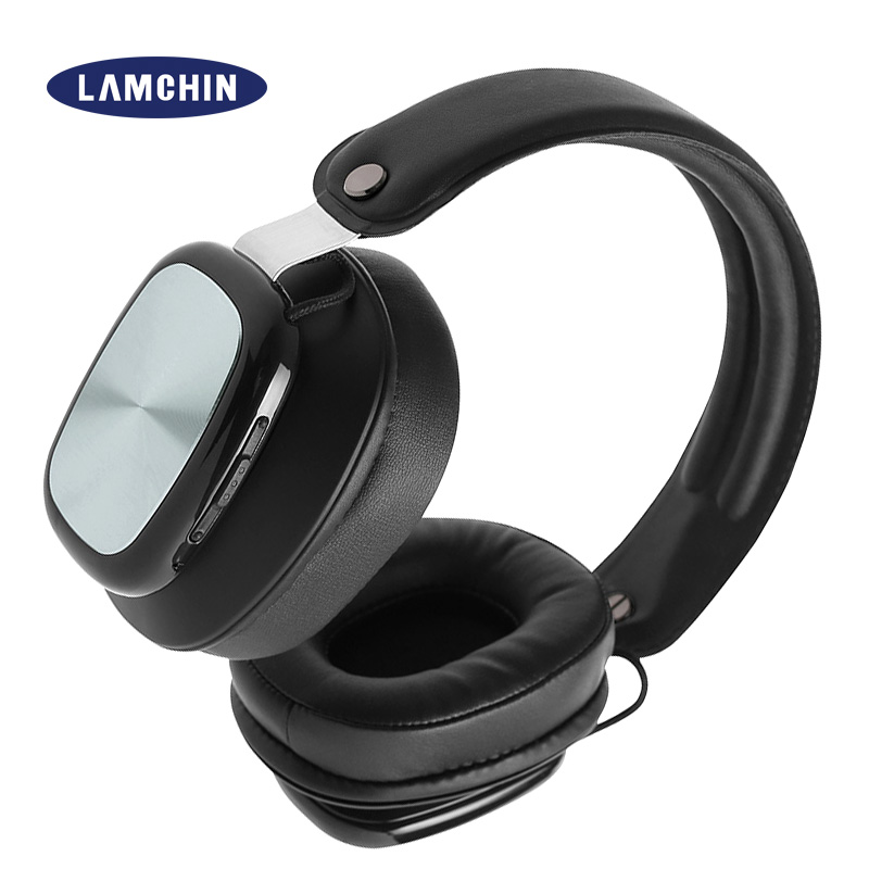 Bluetooth Headphone HIFI Strong Bass Stereo Wireless Headphones Gaming Headset with Mic/TF Card/FM for Phone Tablet Handsfree