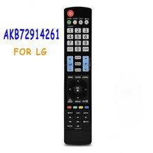 Novo Controle Remoto Para TV LG AKB72914261 AKB72914003 AKB72914240 AKB72914071 46LD550 TV