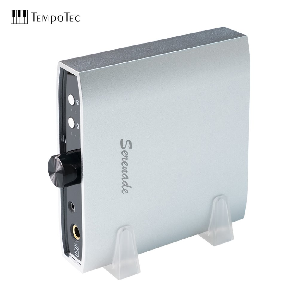 TempoTec Serenade iDSD USB DAC Headphone Amplifier for PC MAC iPHONE Android 24bit 192khz DSD Support