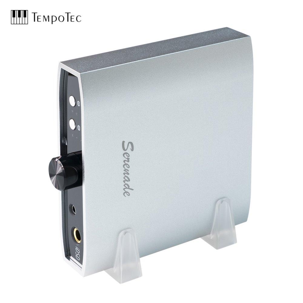 TempoTec Serenata iDSD USB DAC e Amplificatore per Cuffie per PC MAC iPHONE Android 24bit/192 khz Supporto DSD