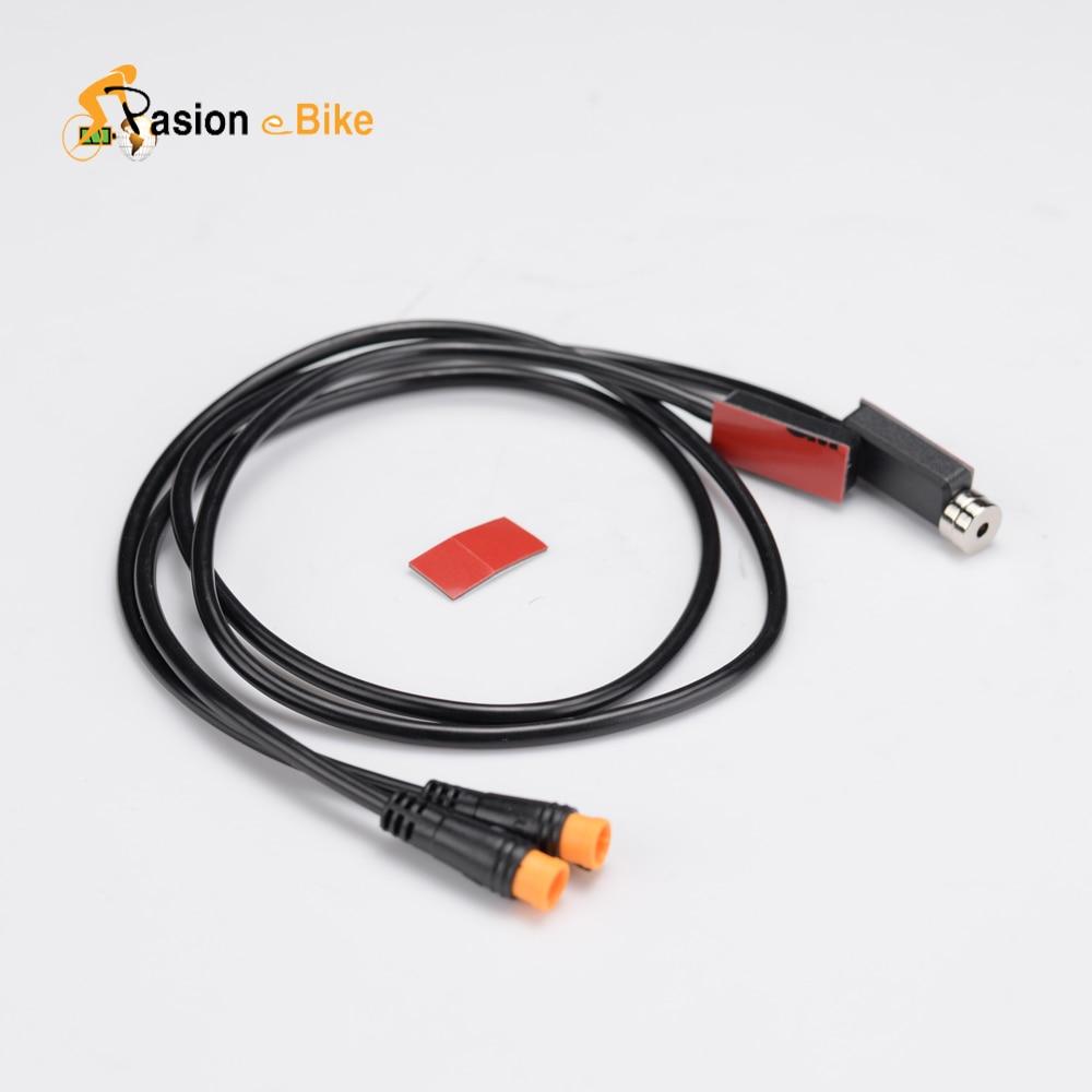 Цена за Pasion Ebike Гидравлический или Механический Тормоз Датчик BBS01 BAFANG BBS02 BBSHD Износа Тормозных Колодок Датчик