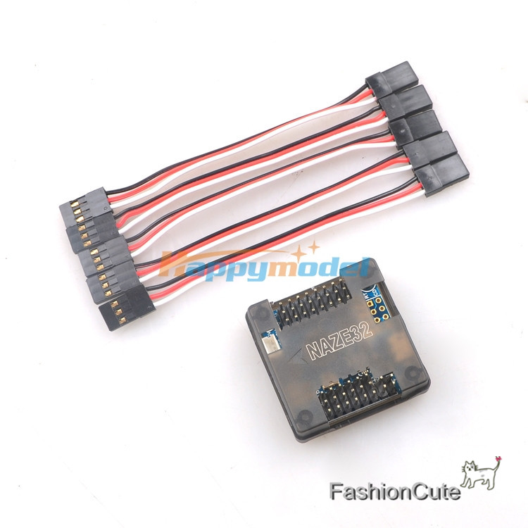 Acro Afro Flip32+ Naze32 NAZER 32 10DOF/6DOF Flight Controller Board Update with Brano and Compass original naze32 rev6a mpu6500 32 bit 6 dof 10 dof flight controller for multicopter