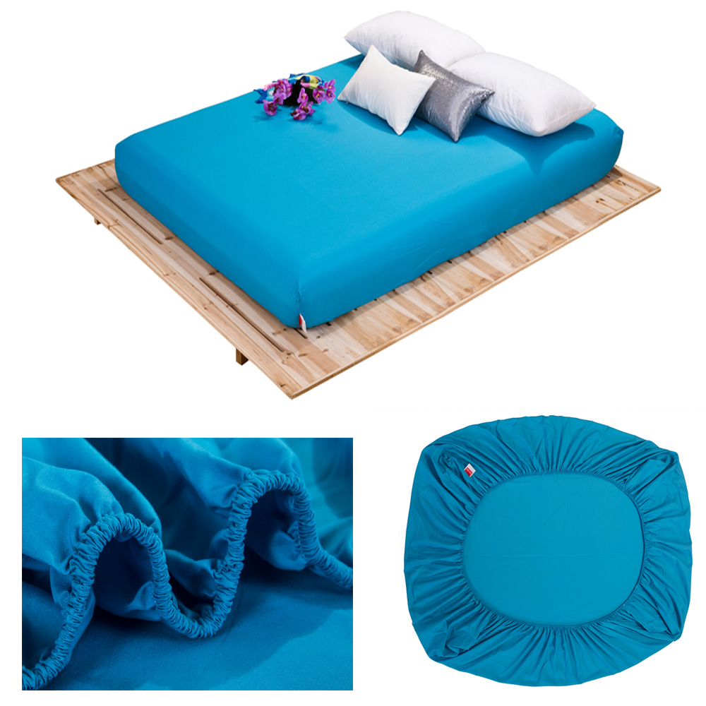 Hospital Bed Cotton Mattress Cover