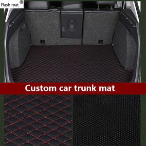 Trunk-Mats Accessories Kia Honda Toyota Renault Volkswage BMW Car Fit for Flash-Mat Lada