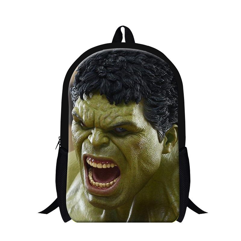 1 fashion cartoon cat backpack student school bags women and man school shoulder canvas bag preppy style mochila backpack