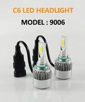 2X H7 Led Car Headlights H4 H11 H8 H9 H1 H3 Hb3 9005 Hb4 9006 9004