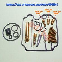 """1 набор$18,5) YM """"Dolphin"""" FZX250 Zeal 3YX Mikuni Карбюратор Ремонтный комплект конфигурации струи иглы(J. N.) и струи(N. J"""