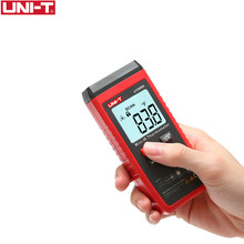 UNI T Mini LCD Infrared Thermometer  35~300C  31~572F UT306A Red Laser Temperature Meter C/F Pyrometer Original