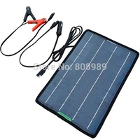 10W 18V Solar Panel Portable Solar Panel Multi Purpose For 12V Battery Charger Solar Battery Panel Car Charger Free Shipping