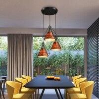 LukLoy Pingentes Luzes Nórdicos em Linha Lâmpada Sótão Pingente Sótão Lâmpada Do Teto para a Cozinha Moderna Decoração Sala de Jantar Pendurado luz|Luzes de pendentes|   -