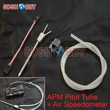 Ardupilot Arduplane Air Speed meter/ Sensor/ Gauge with Differential Pitot Tube  for APM 2.5 2.6 Flight Control