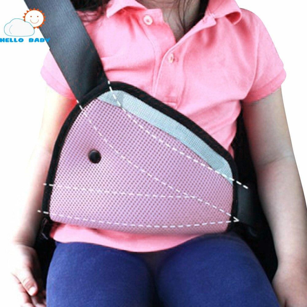 quality comfortable soft New Baby Stroller Car Neck Protection Multi-fuction Kid Adult Car Stroller Safe Fit Seat Belt Adjuster