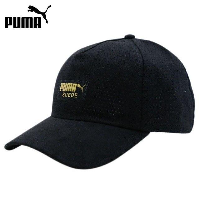 3ce7bf126cb new arrivals original new arrival 2018 puma suede bb cap unisex golf sport  caps 7425e c206b