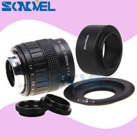 50mm F1.4 CCTV TV Movie lens+C Mount+Macro ring+Lens hood for Panasonic Micro 4/3 m4/3 GF2 GF3 GF5 GF6 GX1 GX7 G7 G5 GH4 GH2 GH3