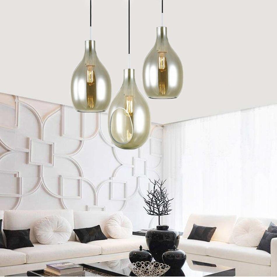 Modern Pendant Lights Master Bedroom