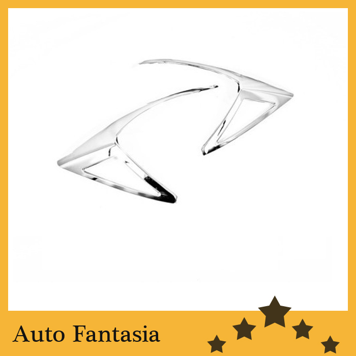 Chrome Tail Light Cover for Toyota Highlander 08-12 -Free Shipping ...