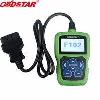 OBDSTAR F102 Automatic Pin Code Reader for Nissan/Infiniti Auto Key programming Mileage Correction F102 Pin Code Calculator
