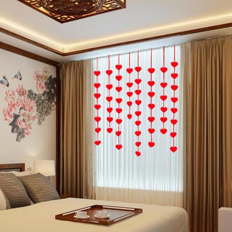 Compra amor cortina online al por mayor de China, Mayoristas de ...