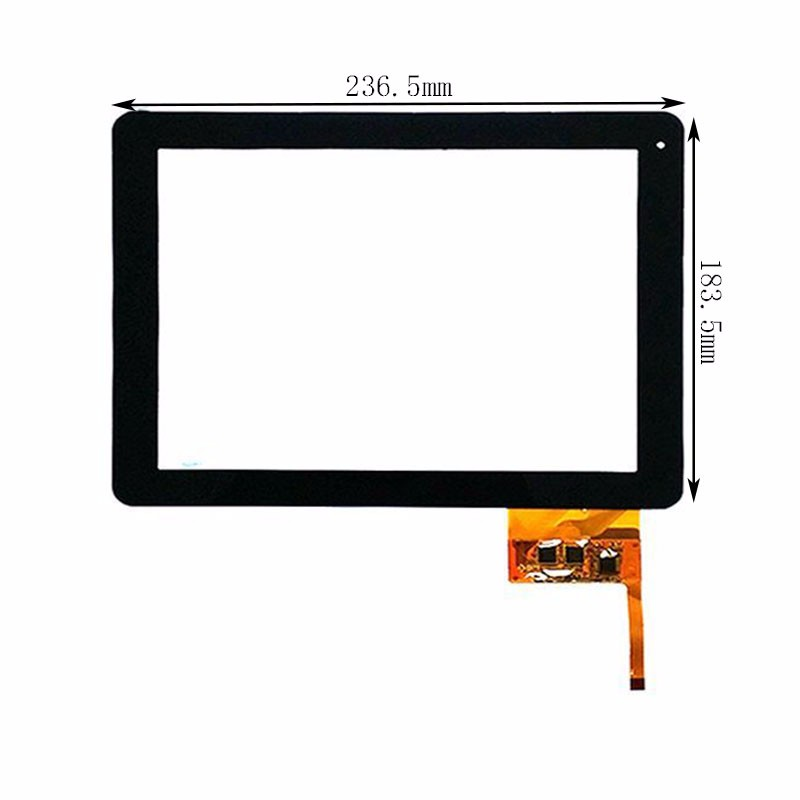 New 9.7 Inch Digitizer Front Touch Screen Glass Digitizer For Digma iDs10 Tablet PC tablet touch panel 10 1 inch for asus me302 touch screen digitizer front glass with flex cable assembly 100% new