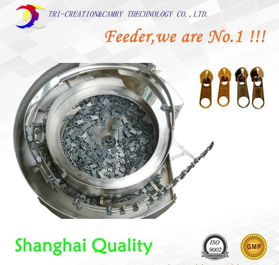 Dây kéo puller bowl feeder/sorter, SUS304 tự động cap rung feeder_550mm tùy chỉnh