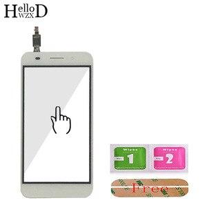 Image 5 - Panel táctil para teléfono móvil Huawei Y3 2017 CRO L22, CRO L02, CRO L03, CRO L23, pantalla táctil de cristal, digitalizador, Sensor