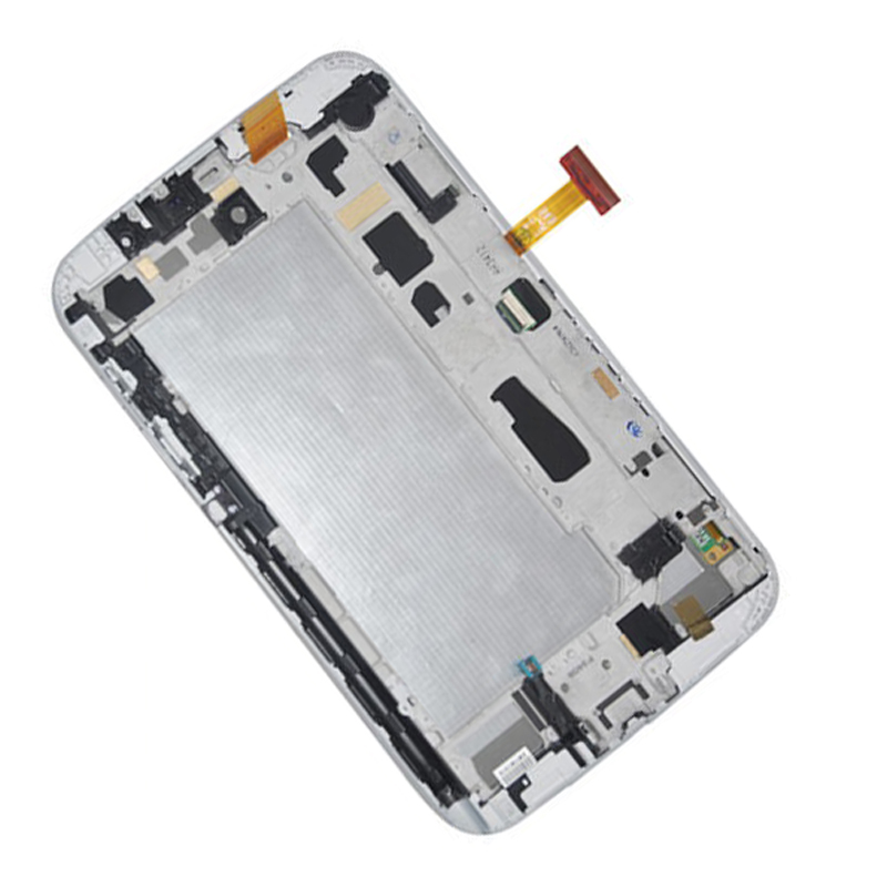 For Samsung Galaxy Note 8.0 N5110 GT-N5110 Touch Screen Digitizer Sensor + LCD Display Panel Monitor Assembly with Frame