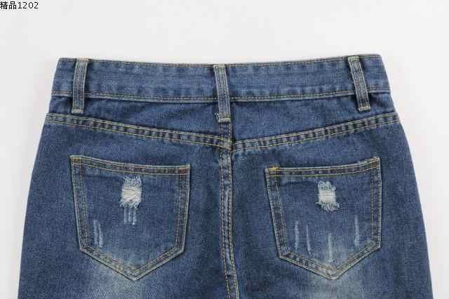 eb81a5120ec ... Джинсы для женщин джинсы с высокой талией джинсы женские по щиколотку  прямые Большие размеры брюки джинсы ...