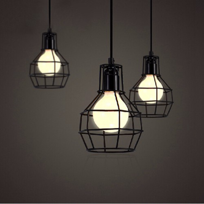 Commercial Kitchen Ceiling Lights: Industrial Pendant Lamp Loft Vintage Lamp Personality