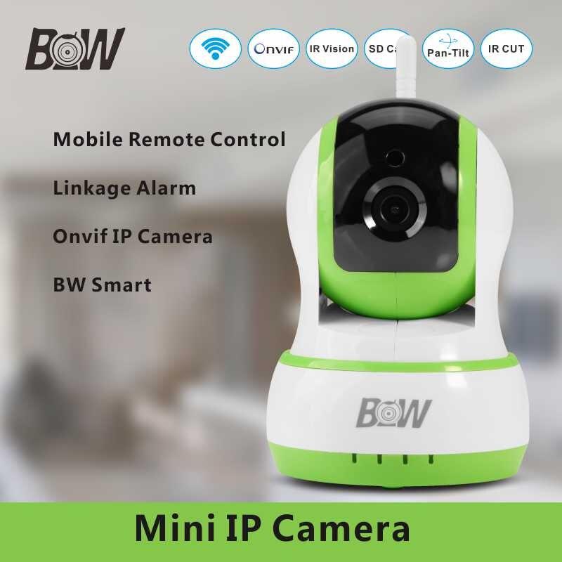 ФОТО Onvif IP Camera Wifi Wireless 720P HD CCTV Wi-fi IR Cut Web Camera P2P Security Alarm Surveillance Micro Cameras Wifi BW013GR