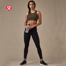 LULULEMON sport high waist Joining together yoga pants for women 2 colors KZ008(China)