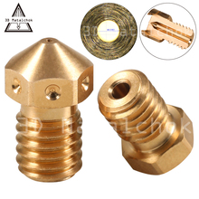 3D Matalchok High precision V6 Nozzle for 3D printer titan extruder J-Head&MK8 Prusa i3/creality cr-10/Anet A8 extrusion hotend