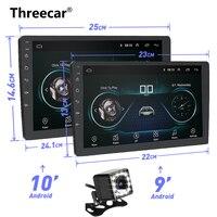 fc7be76b8 9 10 INCH Android 8 1 GPS Navigation Autoradio Multimedia DVD Player  Bluetooth WIFI MirrorLink OBD2