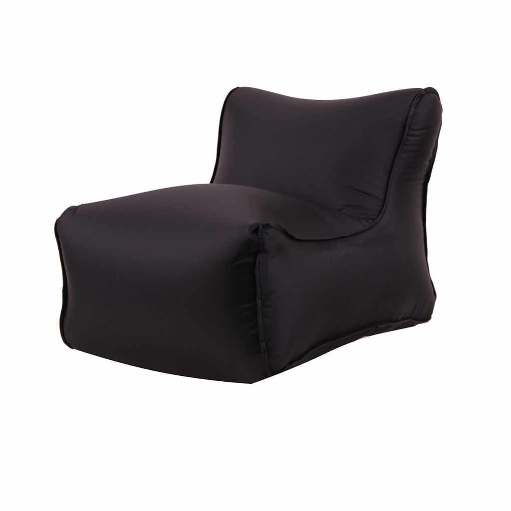 Modern Cadeira Espreguiçadeira Sofá Preguiçoso Sofá de Ar Inflável Sacos de Festa Ao Ar Livre Viagem de Acampamento casa simples têxtil 2019 Novos produtos #40