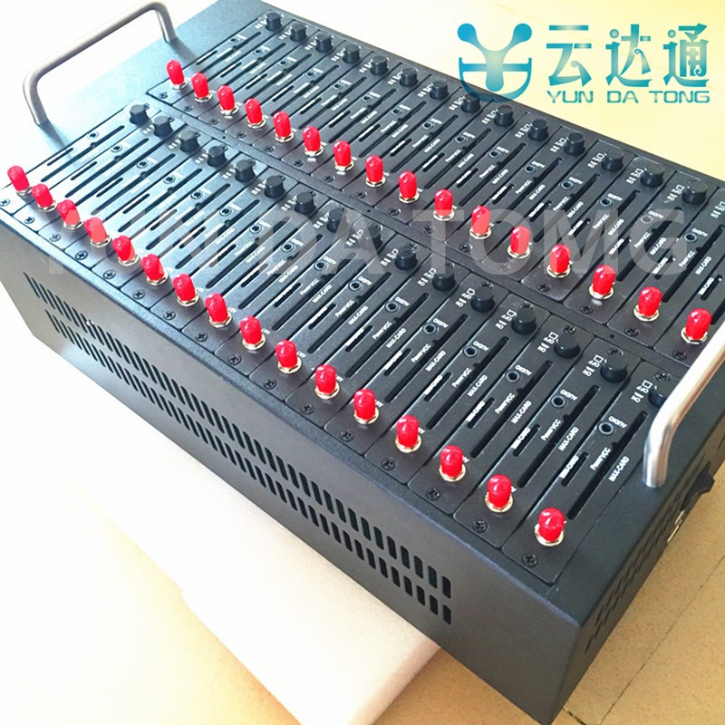 2016 Multi Sim Gsm Usb Modem Imei Change With 32 ports Wavecom Module