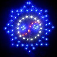 Новый Привет G LED Мощность Змея с подсветкой нейлон Ткань угольный стержень хорошо Летающий обувь по заводским ценам