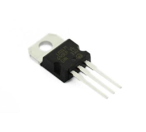 10PCS L317 LM317 LM317T TO-220 Voltage Regulator 1.2V To 37V 1.5A