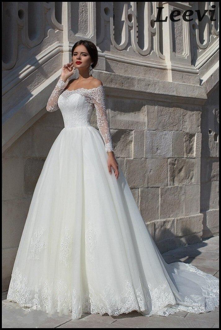 vestido de noiva manga longa pnina tornai wedding dresses elegant