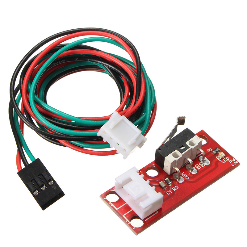 For Endstop Mechanical Limit Switches 3D Printer Switch with cable for RAMPS 1.4 CNC 3D Printer Accessories limit switches limit sw